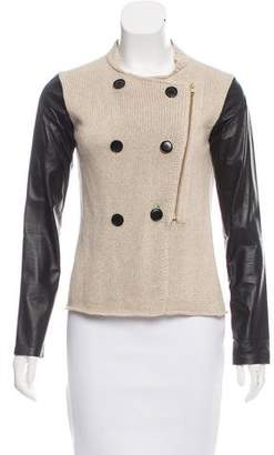 By Malene Birger Double-Breasted Lightweight Jacket