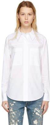 Acne Studios White Lior Shirt