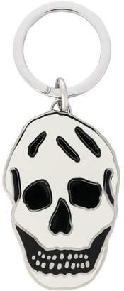 Alexander McQueen skull embellished keyring