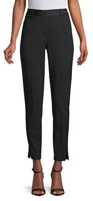 Isaac Mizrahi Imnyc Slim-Fit Racer-Stripe Pants