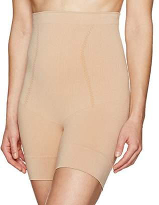 Arabella Women's Seamless Waist Shaping Thigh Control Shapewear