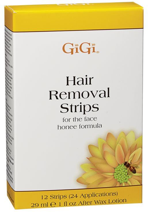 GiGi Facial Hair Removal Strips