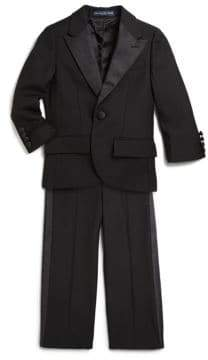 Ralph Lauren Little Boy's Two-Piece Wool Suit