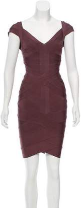 Herve Leger Kate Bandage Dress