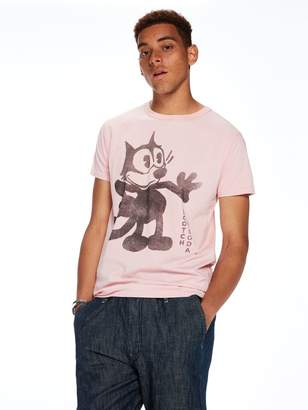 Scotch & Soda Printed T-Shirt Felix the Cat
