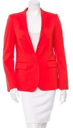 Stella McCartney Fitted Wool Blazer