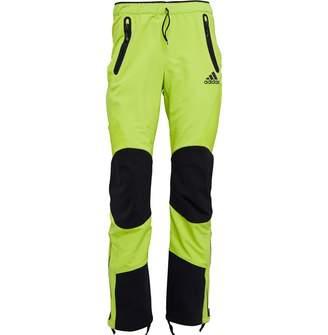 adidas Mens TERREX Skyclimb Pants Semi Solar Yellow