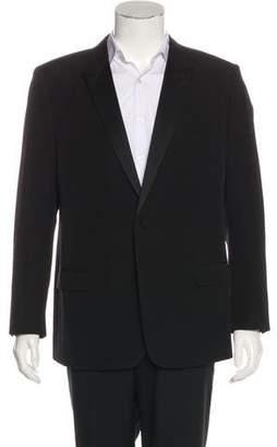 Saint Laurent Virgin Wool Tuxedo