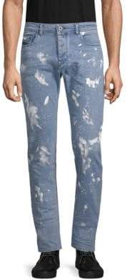 Diesel Splatter Skinny Jeans