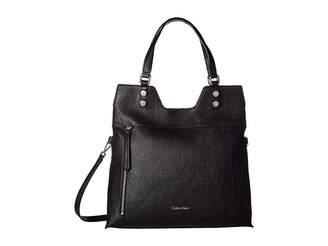 Calvin Klein Pebble Tote Tote Handbags