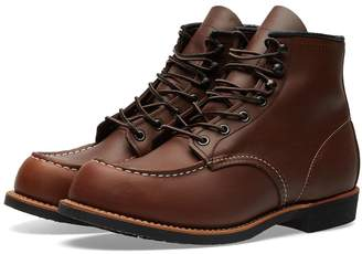 Red Wing Shoes 2954 Heritage Work Cooper Moc Toe Boot