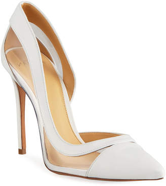 Alexandre Birman Wavee Asymmetric Pointed Pumps