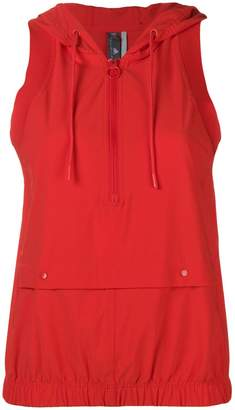 adidas by Stella McCartney Training hooded gilet
