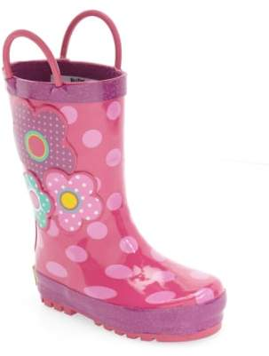 Western Chief 'Flower Cutie' Rain Boot