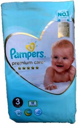 Pampers Premium Care 360pc (S)-Disposable Diaper Nappy White)