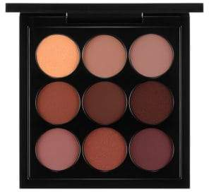 M·A·C M.A.C Eye Shadow Palette x 9: Burgundy Times Nine