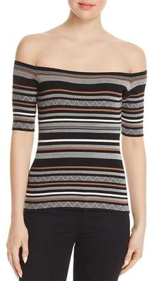 Bailey 44 Lasso Off-the-Shoulder Sweater