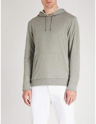 Ralph Lauren Purple Label Kangaroo-pocket cotton-jersey hoody