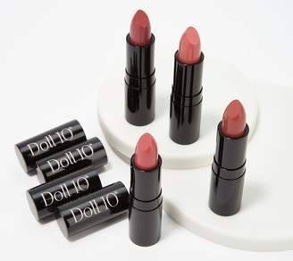 Doll 10 Lip Rouge Quad Nude Craze