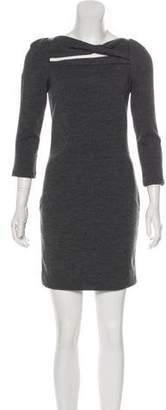 Diane von Furstenberg Mini Knit Dress