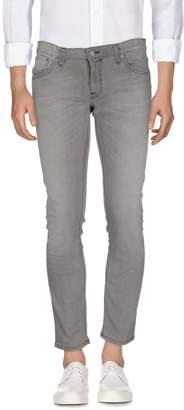 Nudie Jeans Denim pants - Item 42648283RQ