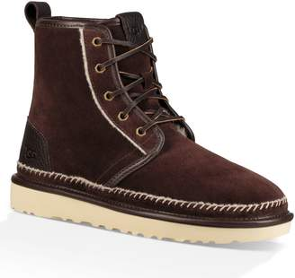 UGG Harkley Stitch Plain Toe Boot