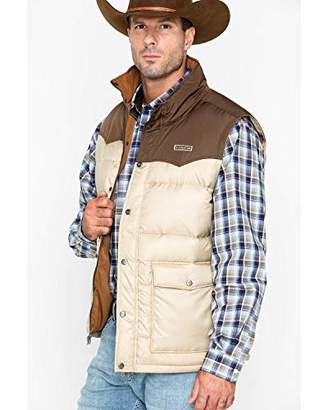 Cinch Men's Puffy Down-Fill Vest