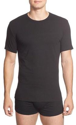 Men's Calvin Klein 2-Pack Stretch Cotton Crewneck T-Shirt $36.50 thestylecure.com