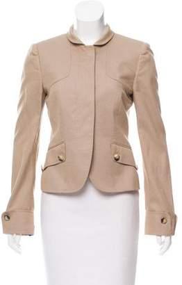 Gucci Structured Woven Blazer