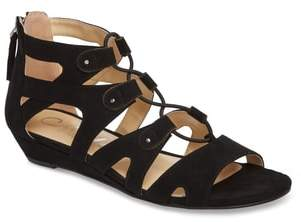 Callisto Lexx Lace-Up Sandal