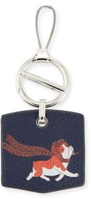 Dunhill Boston Bulldog Key Chain