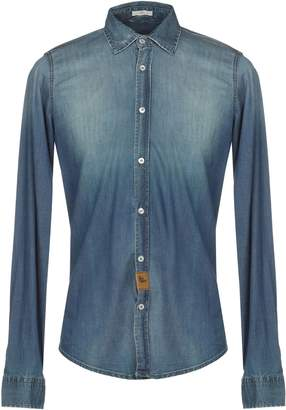Roy Rogers ROŸ ROGER'S Denim shirts - Item 42695337SG