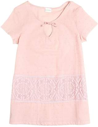 La Perla Cotton Plumetis Muslin Cover-Up Dress