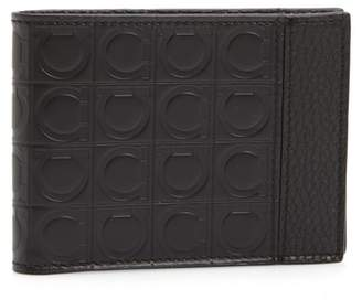 Salvatore Ferragamo Firenze Gamma Leather Wallet