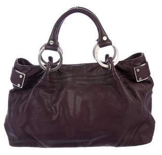 Kenneth Cole Leather Handle Bag
