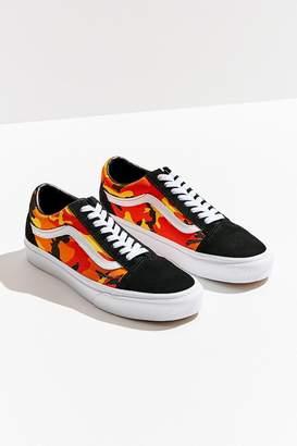 Vans Old Skool Pop Camo Sneaker