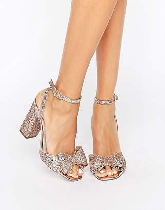 ASOS HEAVEN SENT Heeled Sandals $68 thestylecure.com