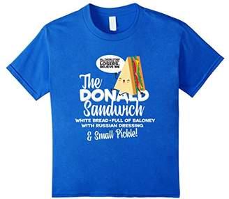 The Donald Sandwich T Shirt