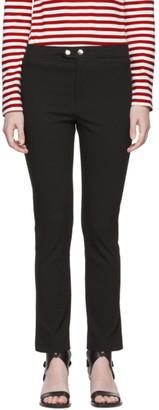 Isabel Marant Black Nila Trousers