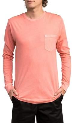 RVCA PTC Pigment Long Sleeve T-Shirt