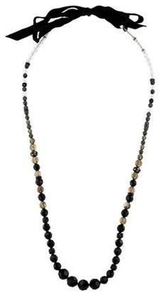 Erickson Beamon Crystal Bead Necklace