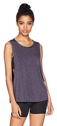 Splendid Women's Studio Activewear Workout Athletic Convertible Tank Top