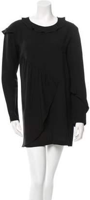 Proenza Schouler Silk Shift Dress