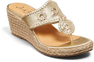 Jack Rogers Jacks Wedge Espadrille Sandals