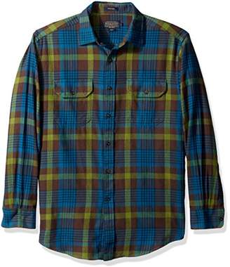 Pendleton Men's Long Sleeve Button Front Bridger Shirt