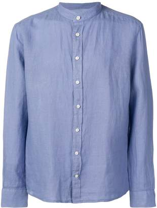 Hackett mandarin collar shirt