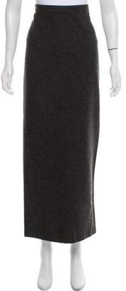 CNC Costume National Maxi Pencil Skirt