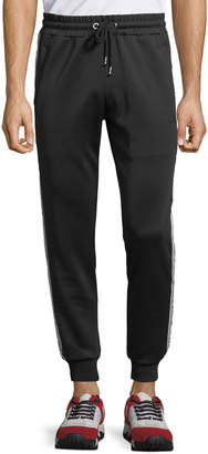 PRPS Men's Logo-Taping Track Pants