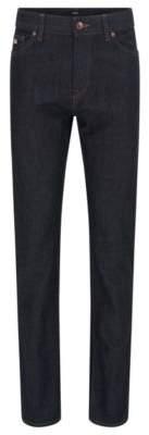 BOSS Hugo Cotton Jean, Regular Fit Maine 33/32 Dark Blue