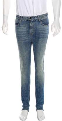 Alexander Wang Washed Skinny Jeans